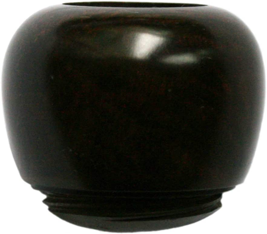 Falcon Standard Pipe Bowl Model Apple Smooth from Briar - Item No SB06