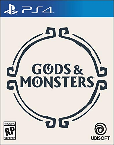 Gods & Monsters - PlayStation 4 Standard Edition