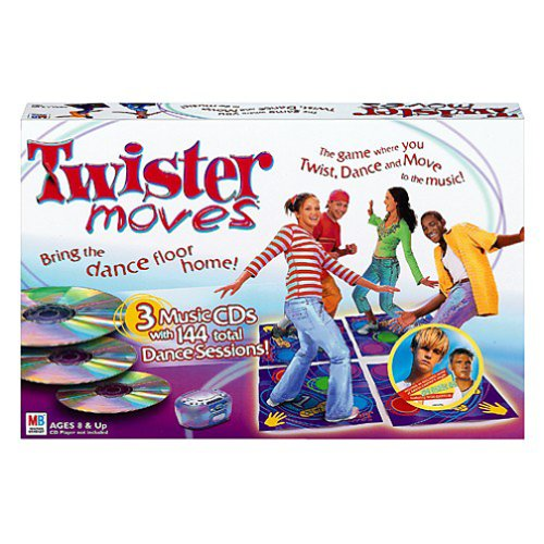 Twister Moves (Best Dance Moves Ever Hip Hop)