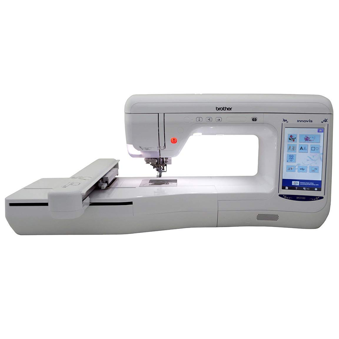 Brother Innov-is BP2100 7' x 12' Embroidery Area Machine