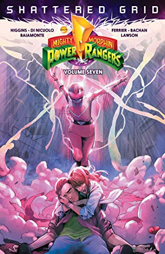 Pdf Comics Mighty Morphin Power Rangers Vol. 7
