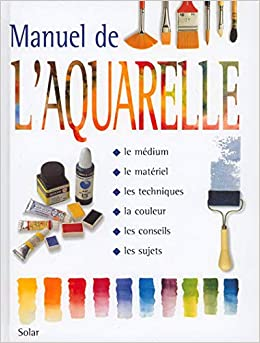 L Aquarelle Amazon Fr Collectif Livres