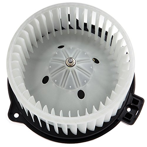 HVAC plastic Heater Blower Motor w/Fan Cage ECCPP Front for 1999-2001 Jeep Grand Cherokee ()