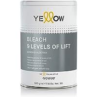 Polvo descolorante 9 tonos – Bleach 9 Levels Of Lift – 500 gr – Amarillo (Alfaparf Group)