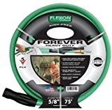 Flexon 5/8-Inch by 75-Foot Forever Plus Garden Hose FXG5875