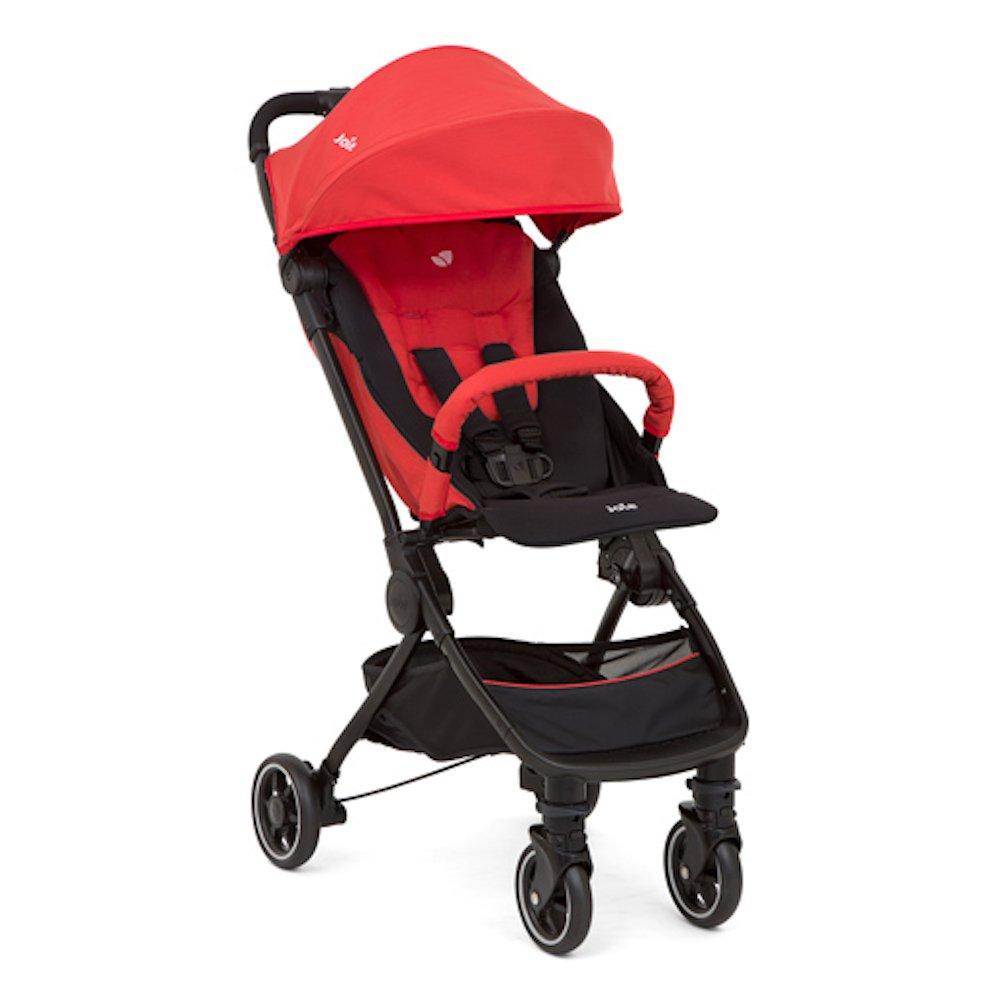 Carrito de bebé de Joie Pact Lite Buggy. Diseño 2018 rosa Lychee