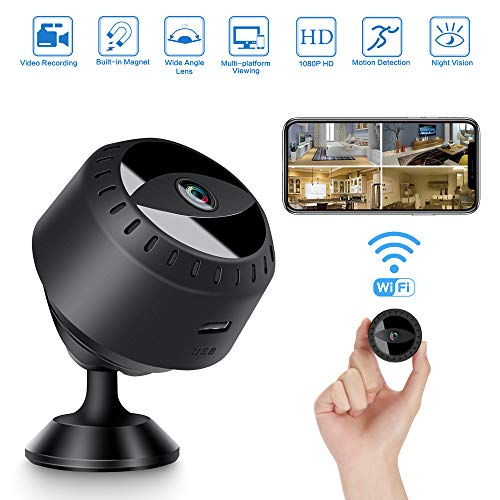 LONOVE Mini Camera Wireless