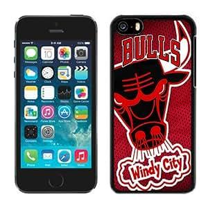 Custom Iphone 5c Case NBA Chicago Bulls 1 Free Shipping Cheap by icecream design