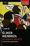 img - for Un asesino solitario (Spanish Edition) book / textbook / text book
