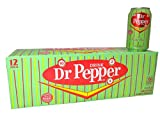 Dr Pepper Made with Real Sugar
