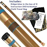 Modern Didgeridoo FDNAT Package Deal with FREE Instruction DVD