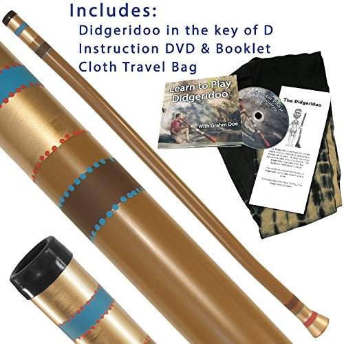 Modern Didgeridoo FDNAT Package Instruction product image