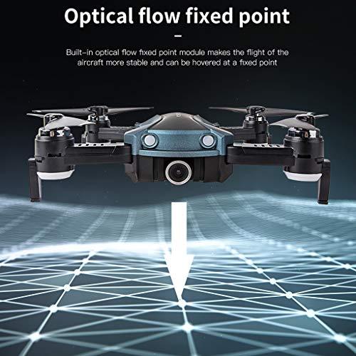 VESNIBA Drone Optical Flow Electricity Adjustment 120°FOV 1080PHD WiFi FPV Drone RC Quadcopter by VESNIBA LLC (Image #5)