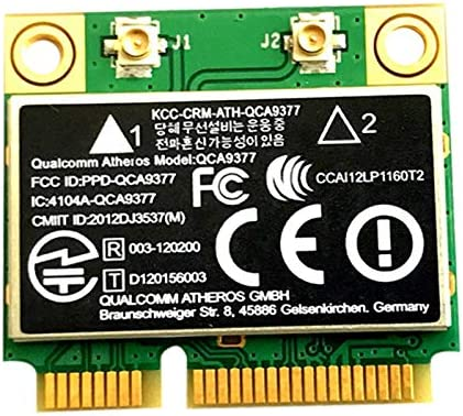 Nrpfell QCA9377 Modulo WiFi AC Dual Band Adattatore WiFi PCI-E 2.4G 5G