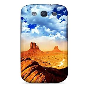 TXNawCy8511lqdEq Tpu Phone Case With Fashionable Look For Galaxy S3 - The Hard Way