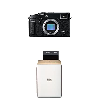 Amazon Canada: FUJIFILM X-PRO2 with SP-2 Printer (Gold) Bundle