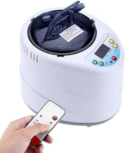 FIRMERS Steam Generator, Sauna Steam Bath Machine Intelligent Fumigation Machine CE ROSH 2000 w Maximum Capacity 2L 4L Steam Sauna Accessories Heaters US Plug ,4l