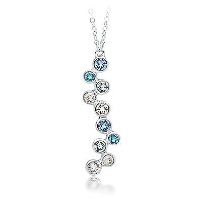 Jewellery Myjs Pendentif My Fidélité Story Bulles Plaquées Classique 76yvbfgY