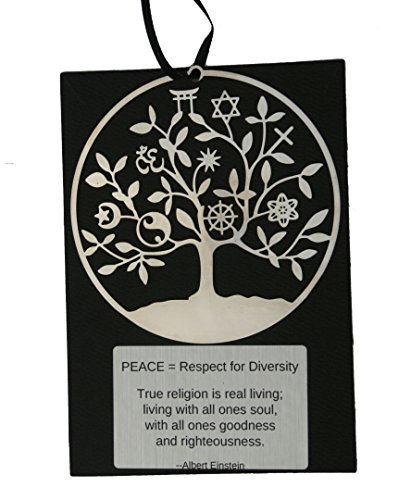 Universal Tree of Life Ornament -