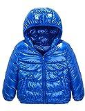 Boys & Girls Ultra Light Down Packable Hooded