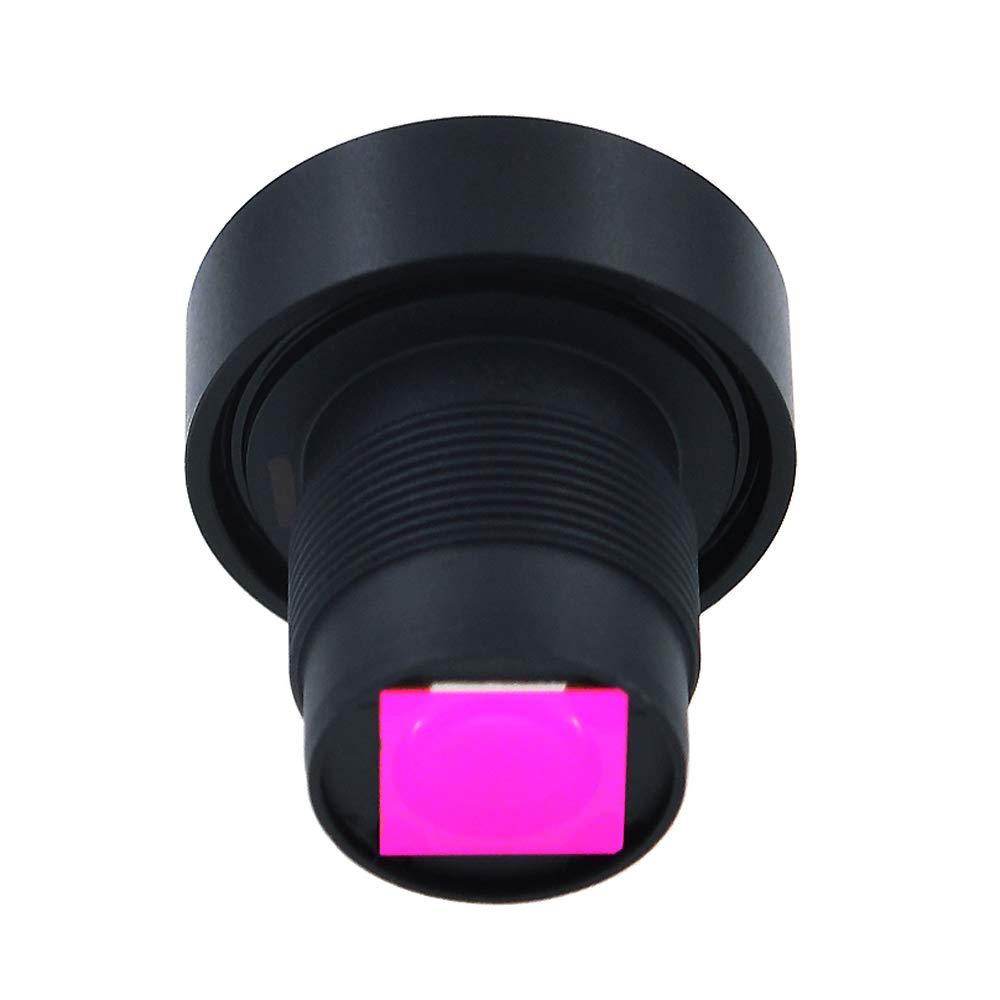 Cvivid Lenses 150 Degree Wide Angle Lens 1//2.3 Inch Sensor 16MP Lens M12 Lens Replacement for Xiaomi Yi Lite Camera