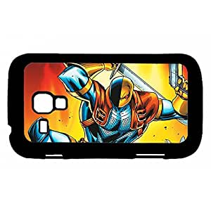 Design With Deathstroke The Terminator The New 52 For Galaxy Trend Duos S7562 Hard Phone Cases Choose Design 3