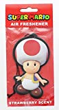 video game car air freshener - Super Mario Bros. Toad Air Freshener