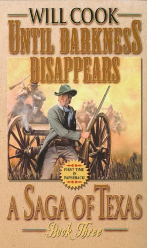 book cover of Until Darkness Disappears