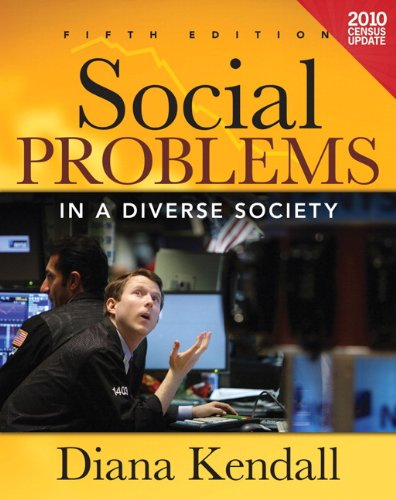 Download Social Problems in a Diverse Society Census Update, 5/e Pdf