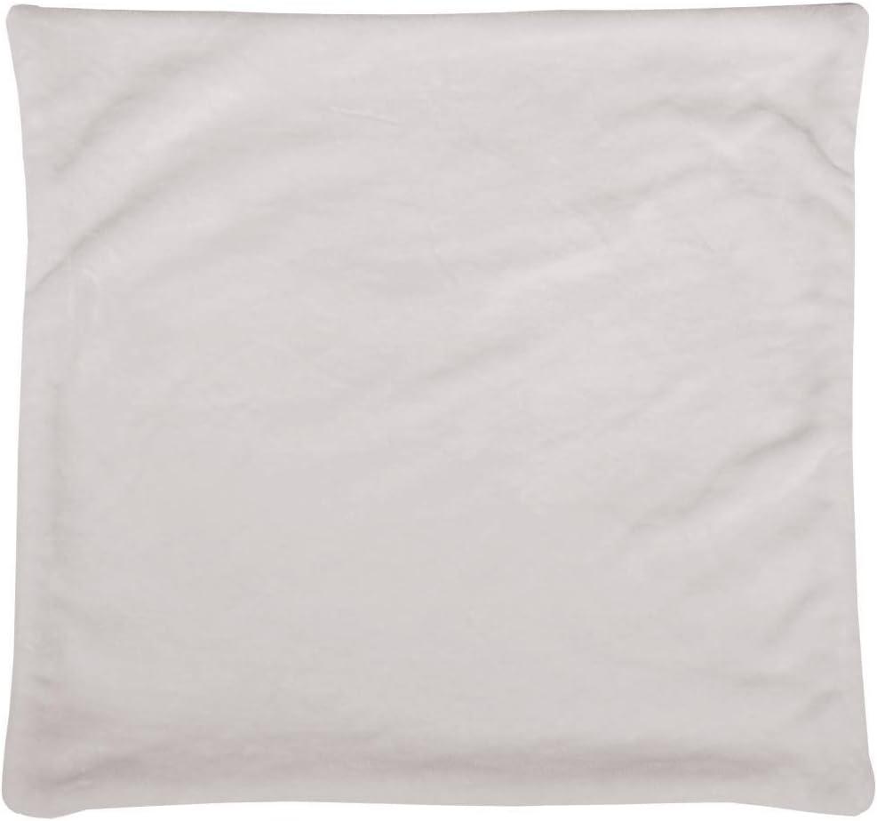 Eminza Funda para cojín Polar (60 cm) Gama Doudou Topo