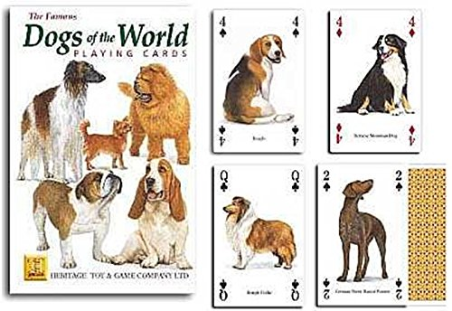 Dog Playing Cards - Dogs Playing Cards