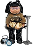 : Cabbage Patch Kids Mini Dolls - Pop Stars Collection - Asian Girl in Glam Pants