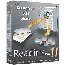 IRIS ReadIris Pro 11.0 (Mac) [Old Version]