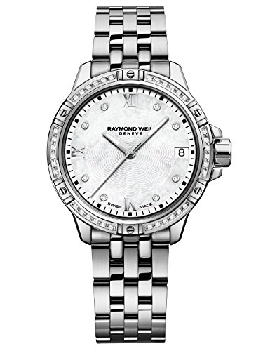 Raymond Weil ' Tango' Quartz Stainless Steel Casual Watch, Color:Silver-Toned (Model: ()
