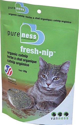 Van Ness Fresh-Nip Catnip, 1-Ounce