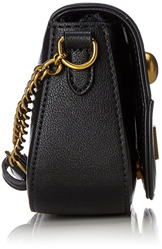 Love Moschino Chain Cross Body Donna Handbag Nero Nero