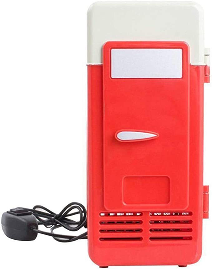 Jorich Mini Neveras USB Refrigerador Portátil USB, con ...