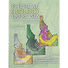 Physical Geology Exercises 3rd edition by BUSH JOHN H, HINDS JENNIFER (2012) Spiral-bound