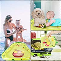 Tummy Time Water Mat Yolispa Baby Inflatable Water Play Mat for Infants /& Toddlers Babies Large Toy