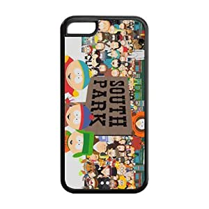 South Park Inspired Design TPU Case Back Cover For Iphone 5c iphone5c-NY975