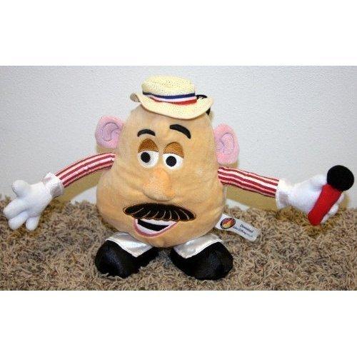 Retired Disney Toy Story Mr. Potato Head Poseable Plush 13