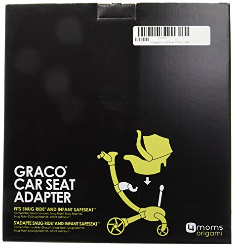 Graco Snugride Classic Connect Car Seat Adapter