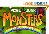 PSP Pixel Junk-Monsters Deluxe Edition Game Raiders zhang zhi chao