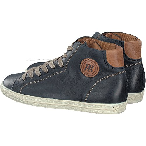 Paul Top Navy Trainer High Green 1167 rwCqr6z