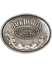 Jack Daniels Men's Daniel's Old No. 7 Belt Buckle - 5008Jd