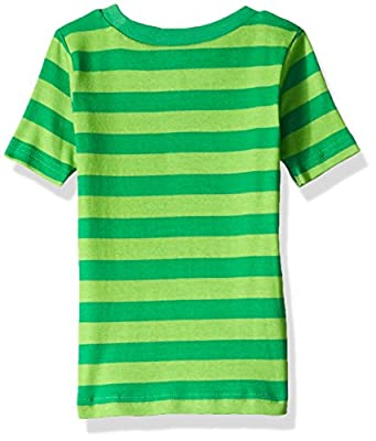 Nickelodeon Boys' Teenage Mutant Ninja Turtles 4-Piece Cotton Pajama Set