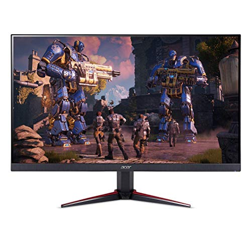 """Acer Nitro VG0 27"""" Widescreen Monitor Display Full HD  1ms 7"""