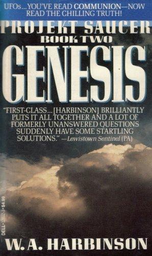 Download GENESIS (Projekt Saucer) pdf epub