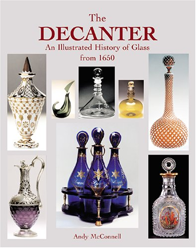 Decanters Glassware - Decanter