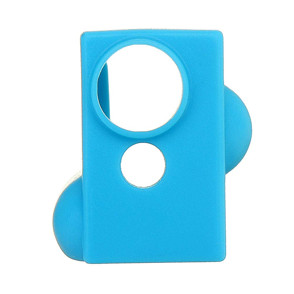 SGerste Blue Silicone Volcano Heating Block Protective Case for 3D Printer Part V6 Hotend